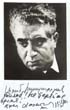 Khachaturian note to Tolib Shakhidi - Your time is precious
